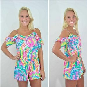 NWT! 💞 Lilly Pulitzer Romper